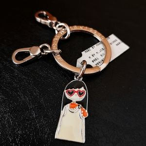 M by Marc jacobs keyring
